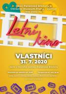 LETNÍ KINO 31.7. -  česká komedie Vlastníci 1
