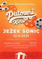 LETNÍ KINO PRO DĚTI - 10.9. animák Ježek Sonic 1